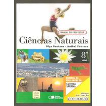 Ciências Naturais 8º Ano - Olga Santana - Novo