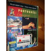 Livro Português - Linguagens - Ensino Médio -volume Único