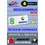 Apostila Digital Prefeitura Rondonopolis Tec Enfermagem