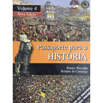 Passaporte Para História, Volume 4 - Renato Mocellin, Rosian