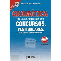 Livro: Gramática Da Língua Portuguesa Para Concursos