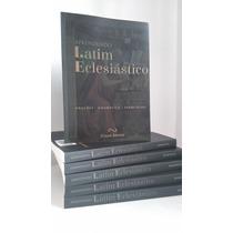 Livro Aprendendo Latim Eclesiástico