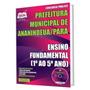 Apostila Concurso Ananindeua Professor Ensino Fundamental