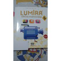 Livro Projeto Lumirá - Língua Portugesa - 5º Ano - Ed. Ática