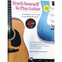 Método Livro Guitarra Teach Play Guitar Country Blues Jazz