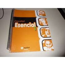 Livro Espanol Esencial 1 Santillana +cd