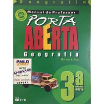 Porta Aberta Geografia 3ªsérie - Mirna Lima
