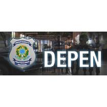 25 Dvds Video-aula Concurso Depen Agente Penitenciário 2015