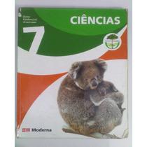 Livro Ciências 7, Projeto Araribá - Editora Moderna,