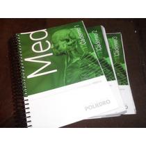 Coleção Medicina 2015/2016 Poliedro 43 Livros - Frete-gratis