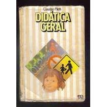 Didatica Geral - Claudino Piletti