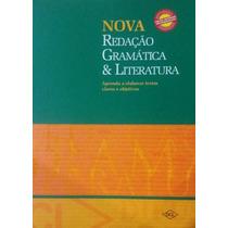 Nova Redação Gramática E Literatura