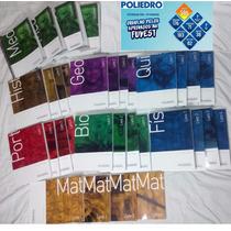 Coleção Completa Medicina Poliedro 2015/2016 - Frete-gratis