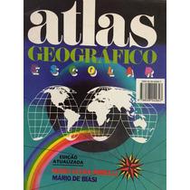 Atlas Geográfico Escolar- Edição Atualizada- Maria Elena Sim