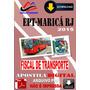 Apostila Digital Prefeitura Marica Ept Rj Fiscal Transporte