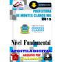 Apostila Digital Prefeitura Montes Claros Mg Fundamental
