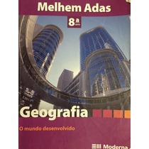Geografia 8ª Série, Melhem Adas
