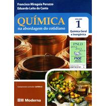 Química Na Abordagem Do Cotidiano Vols 1/2/3 4a Ed 2006