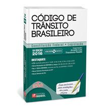 Código De Trânsito Brasileiro (18ed/2016)