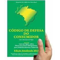 Livros / Manual Do Código De Defesa Do Consumidor Revisado