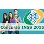 Material De Estudo Para O Concurso Do Inss 2015