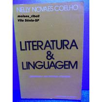 Livro Literatura E Linguagem Nelly Novaes Coelho ()