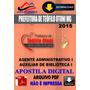Apostila Digital Prefeitura Teofilo Otoni Ag Administrativo