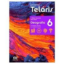 Projeto Teláris - Geografia - 6º Ano (livro Do Aluno)