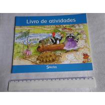 Livro Atividades Fabulas Famosas Tartaruga E A Lebre Ed 2011