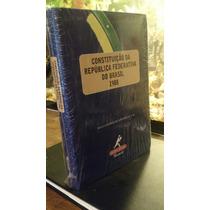 Constituição Da República Federativa Do Brasil 1988.(lacrado