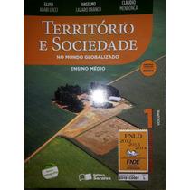 Livro:território E Sociedade No Mundo Globalizado. Volume 1