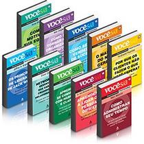 Coleção Você S/a 10 Volumes Gestão Liderança Frete Grátis