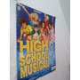 Livro Álbum Ilustrado High School Musical 2 - Completo
