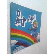 Livro O Anjo Azul - Gerusa Rodrigues Pinto