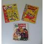 Livros Ilustrados Álbum De Figurinha Mickey, Simpsoms Etc