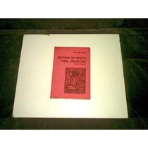 Livro Historia Do Direito Penal Brasileiro 1973