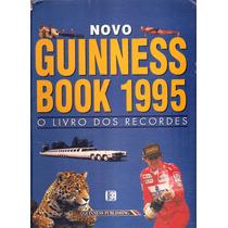 Livro Guinness Book 1995 (livro Dos Recordes)c. Airton Senna