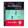 Livro Patinação Gelo Antigo Anos 60 Retrô Patins Esporte