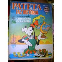 Pateta Faz História Interpretando Cristovão Colombo*1985*