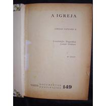 2780 Três Livros Sobre A Igreja Católica