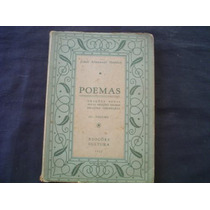 Jamil Almansur Haddad -poemas-1a. Edição-1944-bem Conservado