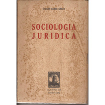 Livro Sociologia Juridica-carlos Nardi-greco 1949