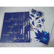 * Livro Raro Sobre Ceramica Iznik - Importado