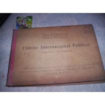 Exposição Em Quadros Direito Internacional Publico Tito Fulg