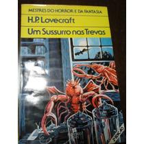 Um Sussurro Nas Trevas, Lovecraft Mestres Horror Fantasia (a