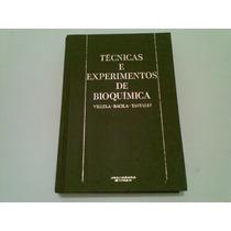Livro Tecnicas E Experimentos De Bioquimica 1973