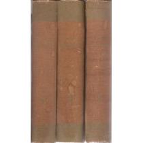 Livro La Divina Commedia Em 3 Volumes Dante Alighieri