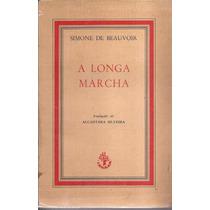 Livro A Longa Marcha Simone De Beauvoir 1965