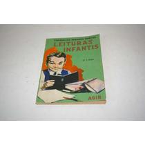 Leituras Infantís - 2º Livro- Theobaldo Miranda Santos -1962