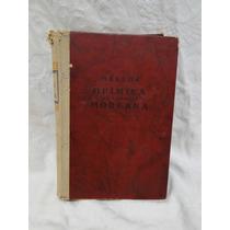 Antigo Livro Quimica Inorganica Moderna 1952 2º Ed Mellor